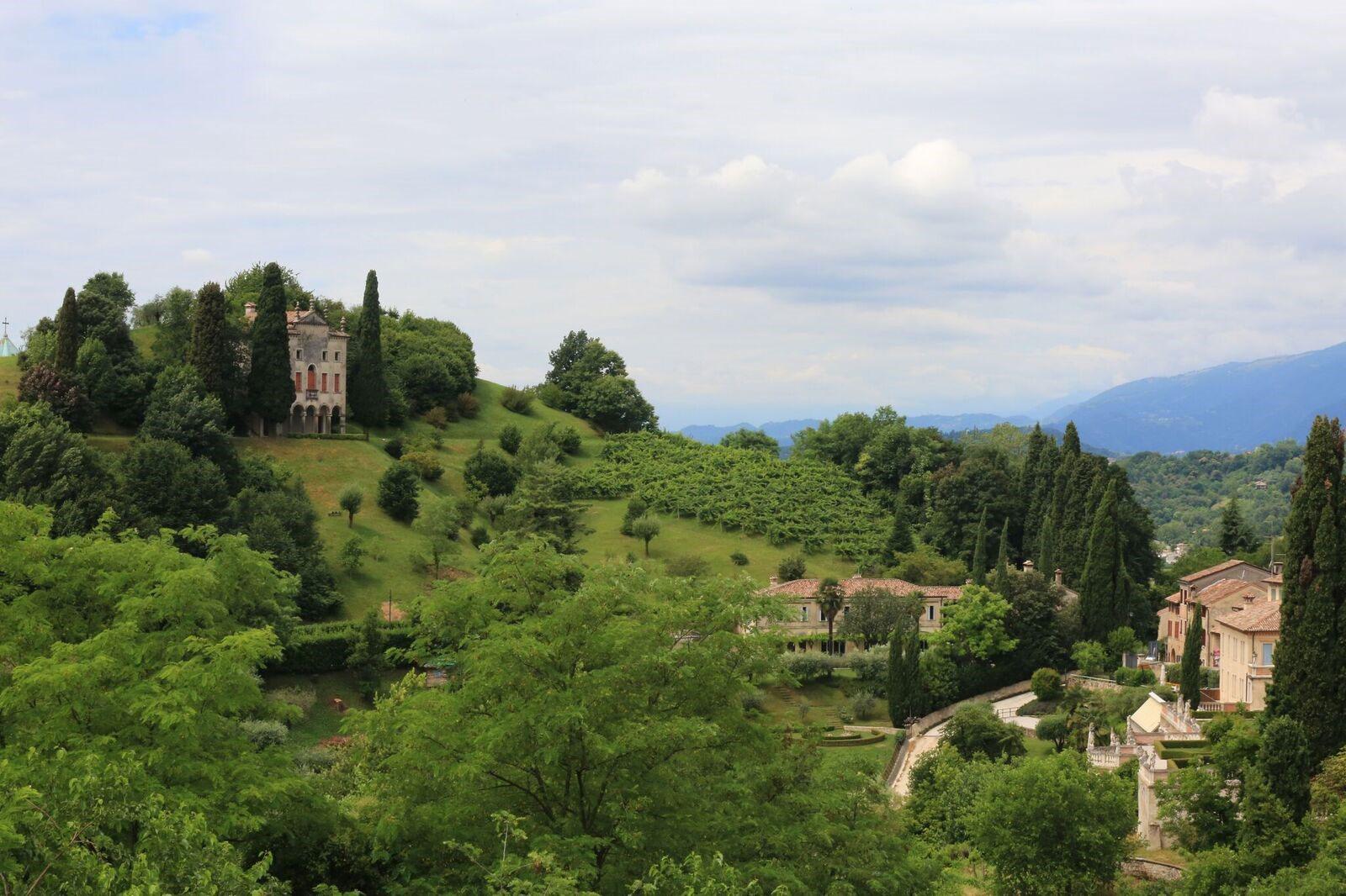 <span>Lazio</span>Hotel villa Cipriani