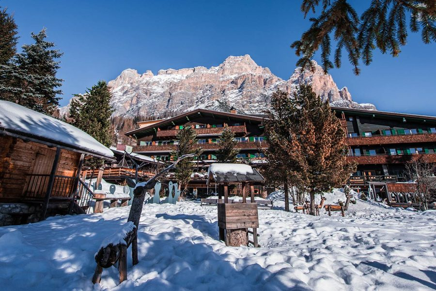 <span>Trentino Alto Adige</span>Ciasa Salares